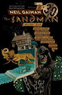 Vertigo - Sandman Vol 8 Worlds End 30th Anniversary Edition TPB