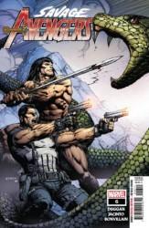 Marvel - Savage Avengers # 6