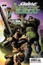 Marvel - Savage Avengers # 8