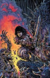 Marvel - Savage Sword Of Conan # 1 Eastman Variant