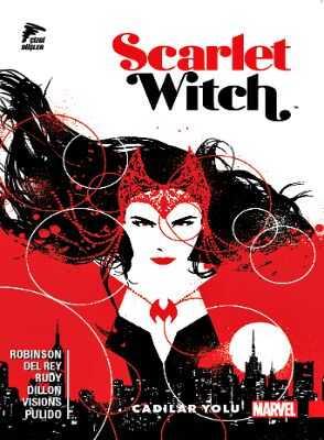 Çizgi Düşler - Scarlet Witch Cilt 1 Cadılar Yolu