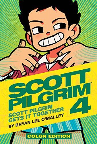Oni Press - Scott Pilgrim Color Vol 4 Scott Pilgrim Gets it Together HC