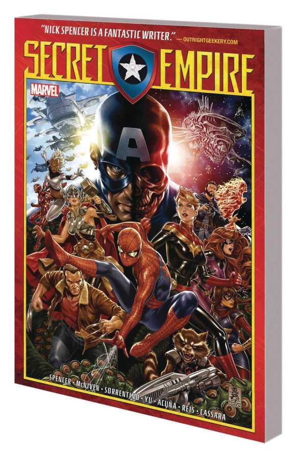 Marvel - Secret Empire TPB