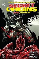 Çizgi Düşler - Secret Origins - Gizli Kökenler - Batman, Aquaman, Starfire