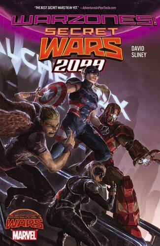 Marvel - Secret Wars 2099 Warzones! TPB