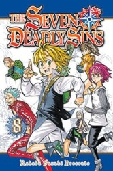 Kodansha - Seven Deadly Sins Vol 8 TPB