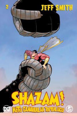Shazam! Kötü Canavarlar Topluluğu Sayı 2
