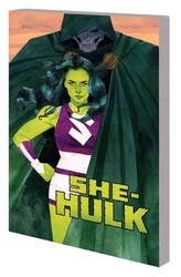 Marvel - She-Hulk By Soule & Pulido Complete Collection TPB
