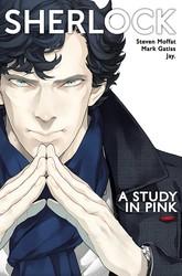 Titan Comics - Sherlock A Study In Pink TPB