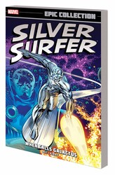 Marvel - Silver Surfer Epic Collection When Calls Galactus TPB
