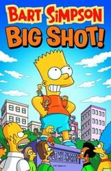 Diğer - Simpsons Bart Simpson Big Shot TPB