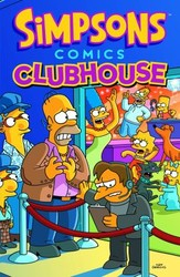 Diğer - Simpsons Clubhouse TPB