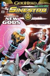 DC - Sinestro (New 52) # 8