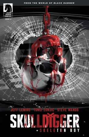 Dark Horse - Skulldigger & Skeleton Boy From World Of Black Hammer # 6