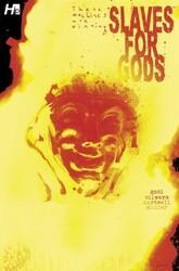 Diğer - Slaves For Gods TPB Jock Cover