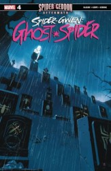 Marvel - Spider-Gwen Ghost Spider # 4