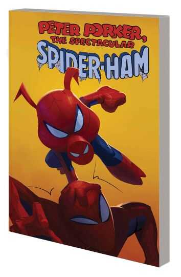 Marvel - Spider-Ham Aporkalypse Now TPB