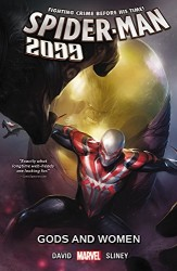 Marvel - Spider-Man 2099 Vol 4 Gods And Women TPB