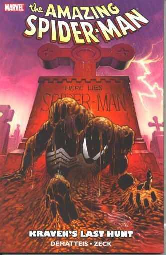 Marvel - Spider-Man Kraven's Last Hunt TPB