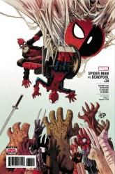 Marvel - Spider-Man Deadpool # 34