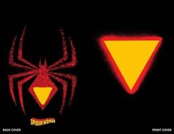 Marvel - Spider-Woman # 1 Chip Kidd Die Cut Variant