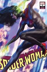 Marvel - Spider-Woman # 5 Artgerm Variant