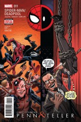 Marvel - Spider-Man Deadpool # 11