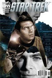 Presstij - Star Trek Sayı 2 A Kapak