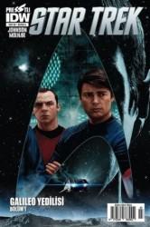 Presstij - Star Trek Sayı 3 A Kapak