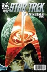 Presstij - Star Trek Sayı 8 A Kapak