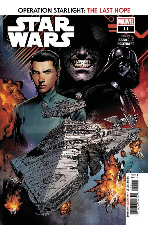 Marvel - Star Wars (2019) # 11