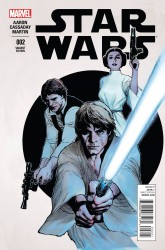 Marvel - Star Wars # 2 Yu Variant