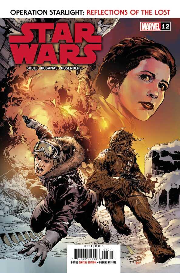 Marvel - Star Wars (2019) # 12