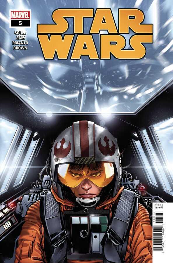 Marvel - Star Wars (2019) # 5