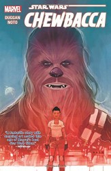 Marvel - Star Wars Chewbacca TPB
