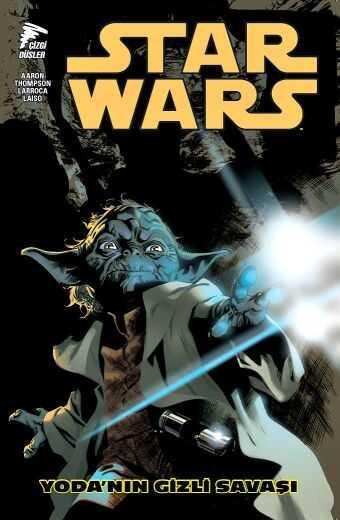 Çizgi Düşler - Star Wars Cilt 5 Yoda'nın Gizli Savaşı