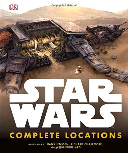 DK - Star Wars Complete Locations HC