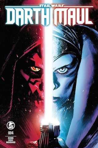 Çizgi Düşler - Star Wars Darth Maul Sayı 4