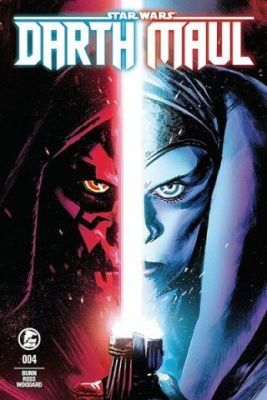 Star Wars Darth Maul Sayı 4