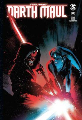 Star Wars Darth Maul Sayı 5