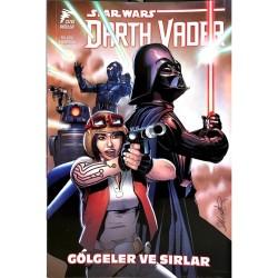 Çizgi Düşler - Star Wars Darth Vader Cilt 2 Gölgeler Ve Sırlar