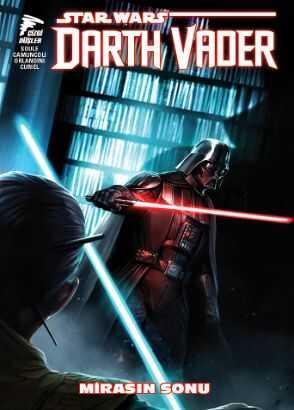 Çizgi Düşler - Star Wars Darth Vader Sith Kara Lordu Cilt 2 Mirasın Sonu