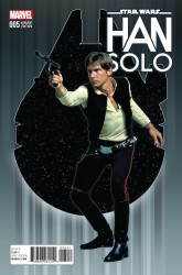 Marvel - Star Wars Han Solo # 5 Movie Variant