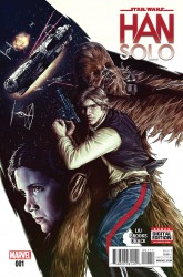 Marvel - Star Wars Han Solo # 1