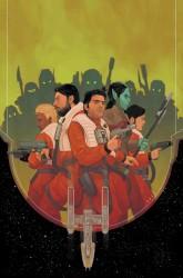 Marvel - Star Wars Poe Dameron # 19