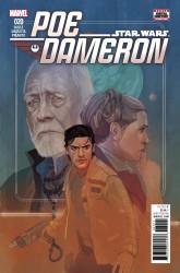 Marvel - Star Wars Poe Dameron # 20