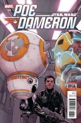 Marvel - Star Wars Poe Dameron # 6