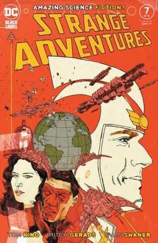 DC - Strange Adventures # 7