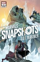 Marvel - Sub-Mariner Marvels Snapshot # 1 Dell'Otto Variant