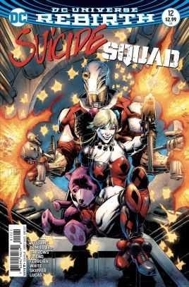 DC - Suicide Squad # 12 Variant